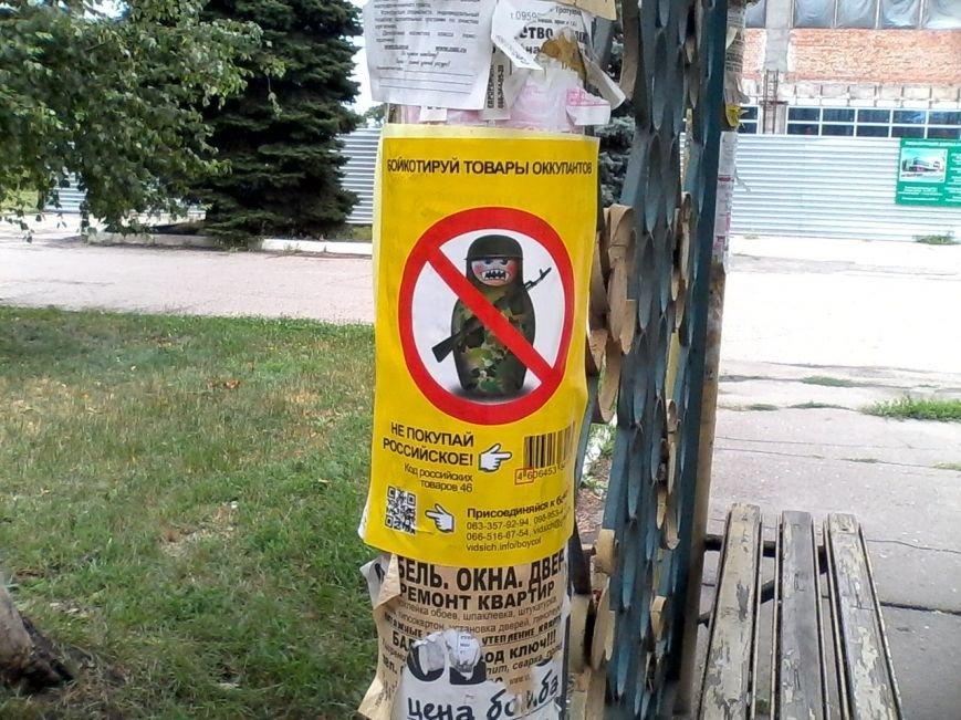 На улицах Димитрова опять появились «зубастые матрешки», фото-6