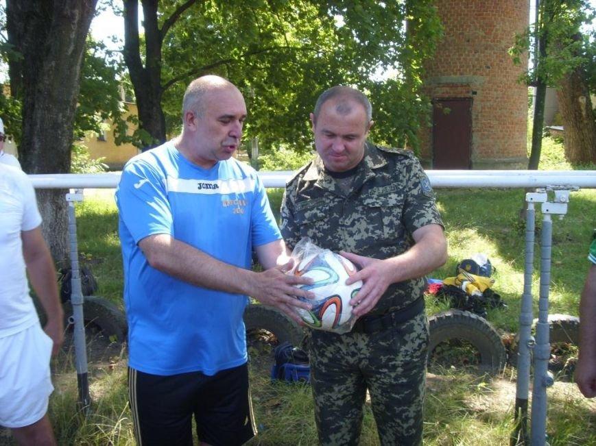 На Сумщине прошел благотворительный турнир по мини-футболу в поддержку пограничников (ФОТО), фото-4