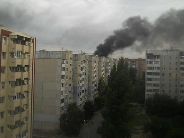Активіст, який приїхав до Львова з Луганська, в шоці від того, що сталось з його рідним містом (фоторепортаж), фото-2