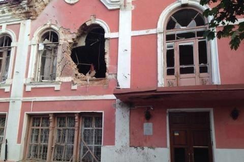 Активіст, який приїхав до Львова з Луганська, в шоці від того, що сталось з його рідним містом (фоторепортаж), фото-3