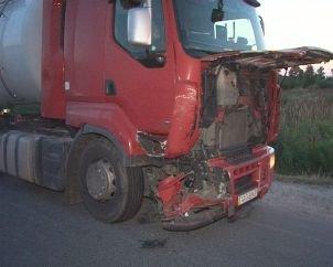 У Львові вантажівка зім'яла «Матіз». У лікарні опинився 13-річний юнак (ФОТО, ВІДЕО), фото-1