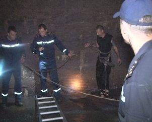 У Львові хлопець провалився у каналізацію (ФОТО, ВІДЕО), фото-1