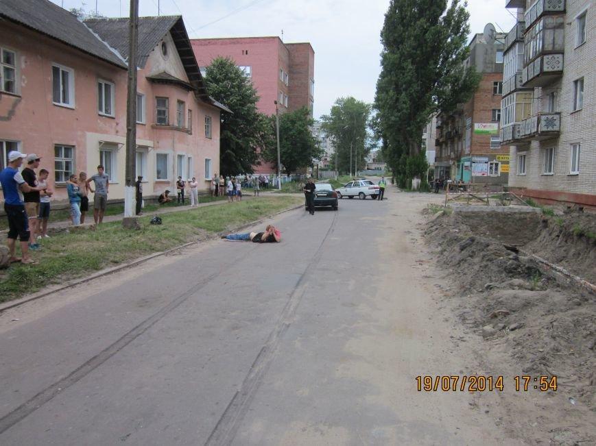 На Сумщине «Форд» сбил насмерть выбежавшего на дорогу пешехода (ФОТО), фото-3