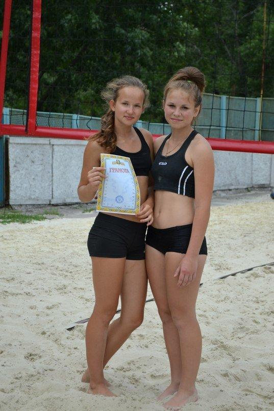 В Родинском прошел турнир по пляжному волейболу «Летние бабочки», фото-5
