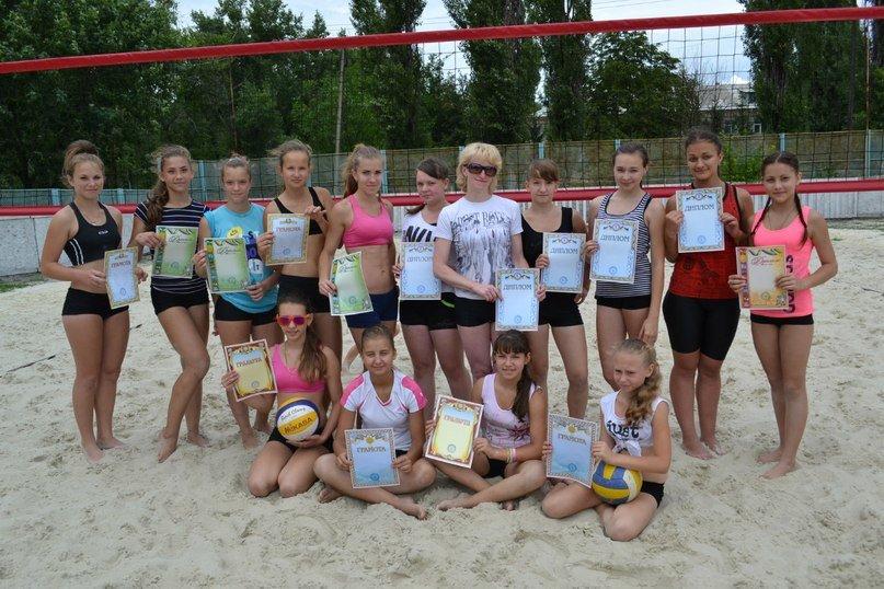 В Родинском прошел турнир по пляжному волейболу «Летние бабочки», фото-6