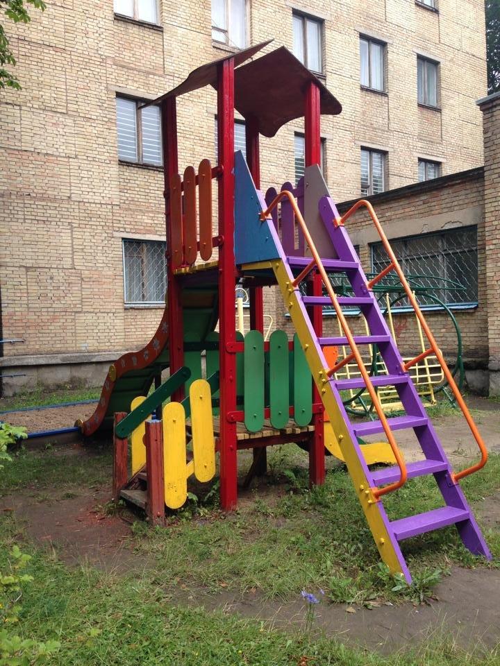 Неравнодушные киевляне преобразили школу-интернат (ФОТО), фото-2