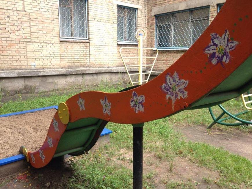 Неравнодушные киевляне преобразили школу-интернат (ФОТО), фото-3