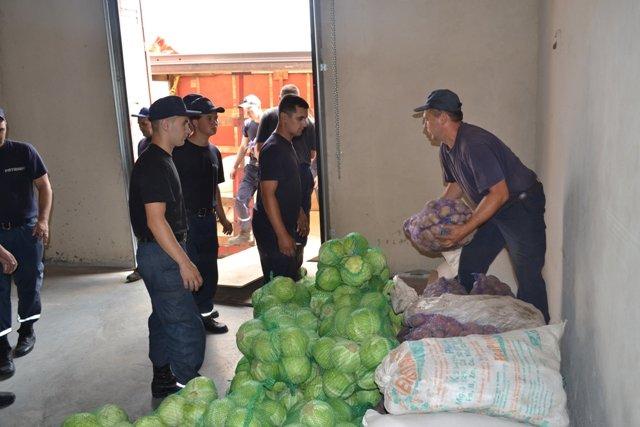 Із Рівного у Слов'янськ відправлено вантажівку із харчами (Фото), фото-3