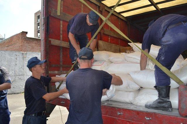 Із Рівного у Слов'янськ відправлено вантажівку із харчами (Фото), фото-4