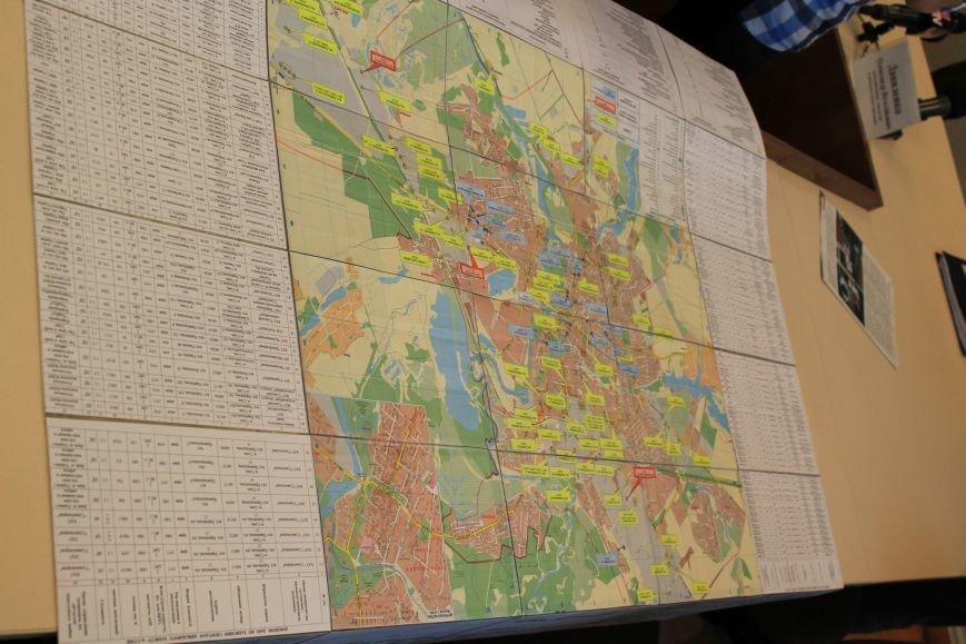 Власти Сум продемонстрировали карту расположения защитных сооружений (ФОТО), фото-1