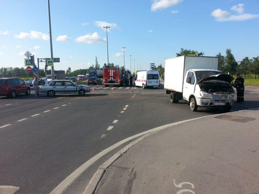 авария на Петербургском шоссе