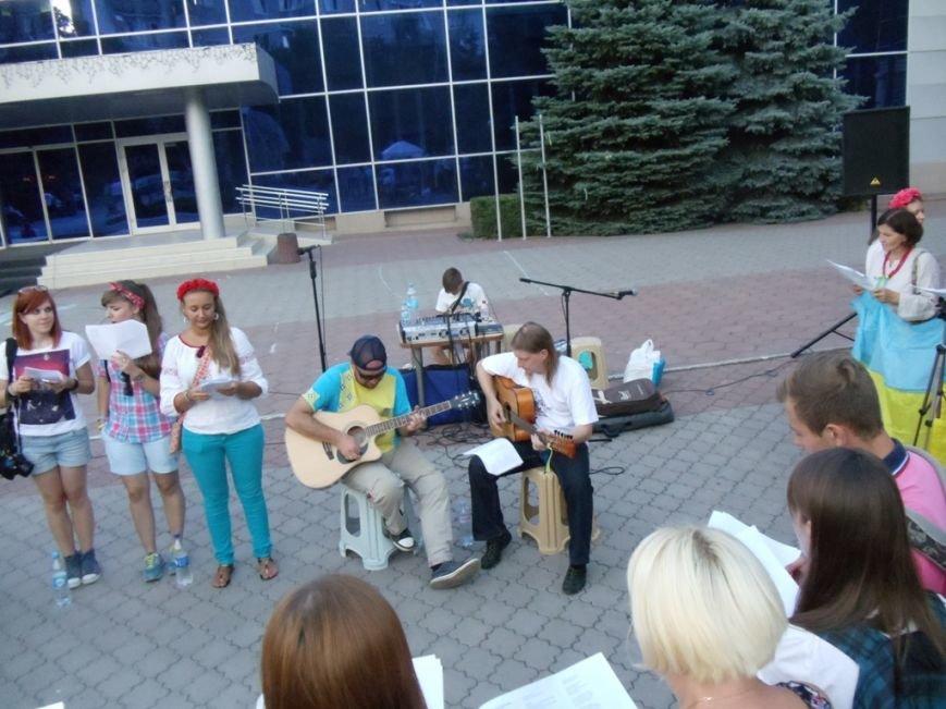В Ильичёвске прошла очередная благотворительная акция (Фотоотчёт), фото-3