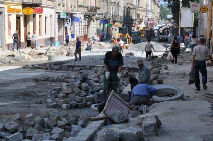 Як зараз виглядає перекопана вулиця Куліша (ФОТО), фото-1