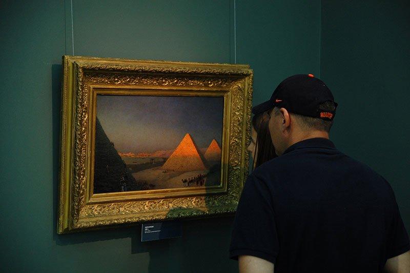 В Белгородском государственном художественном музее работают две новые выставки, фото-4