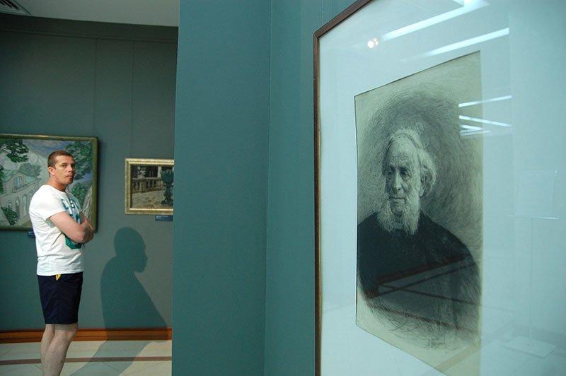 В Белгородском государственном художественном музее работают две новые выставки, фото-1