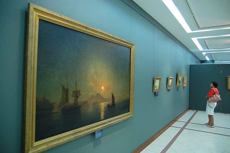 В Белгородском государственном художественном музее работают две новые выставки, фото-2