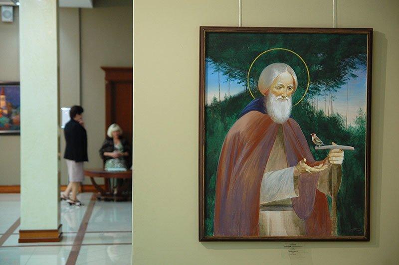 В Белгородском государственном художественном музее работают две новые выставки, фото-9