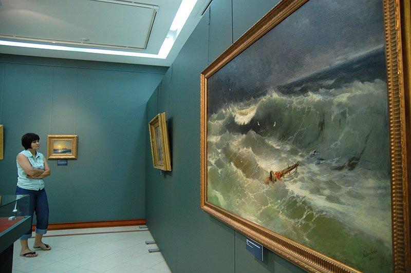 В Белгородском государственном художественном музее работают две новые выставки, фото-5