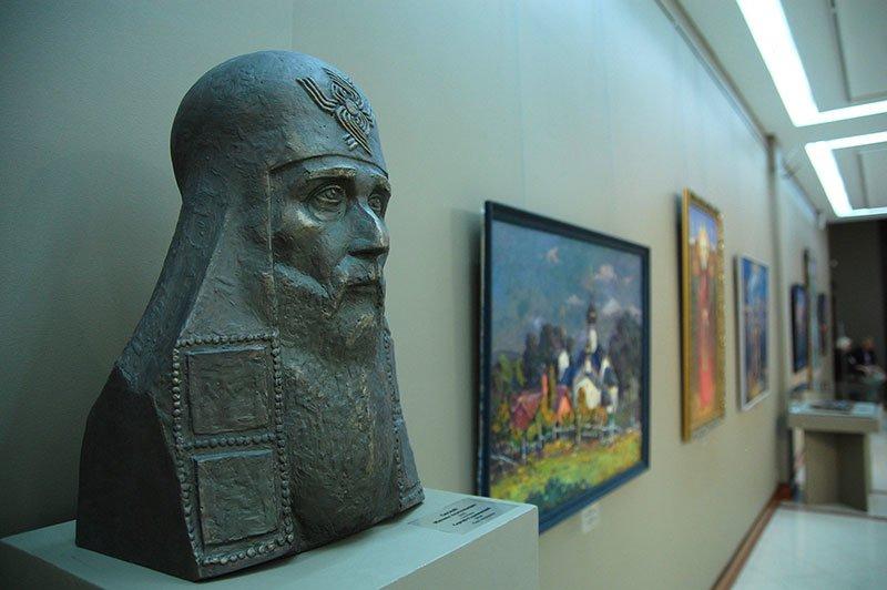 В Белгородском государственном художественном музее работают две новые выставки, фото-7