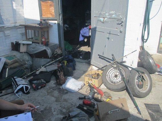 В Запорожской области разоблачили банду автоугонщиков (ФОТО), фото-5