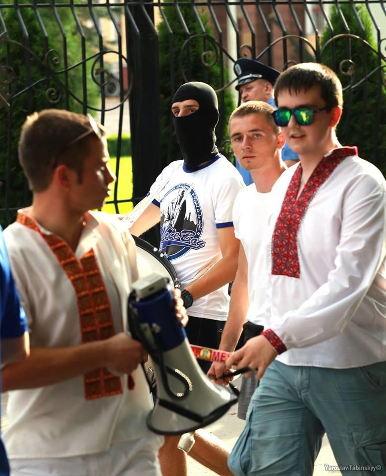 Голова «Путіна» рушила на «Арену Львів» через усе місто (фоторепортаж), фото-3
