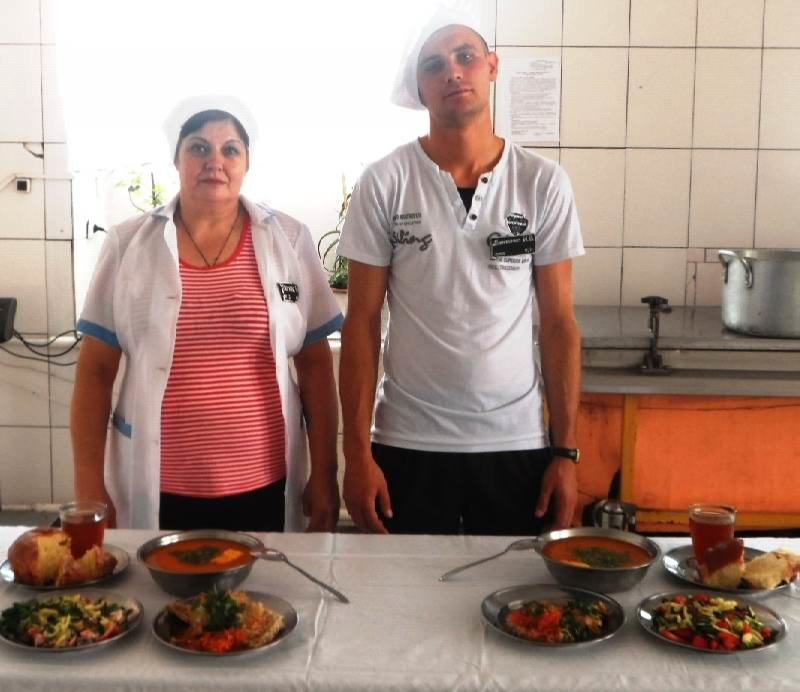 В Мариупольском СИЗО выбрали лучшего осужденного повара (ФОТО), фото-2