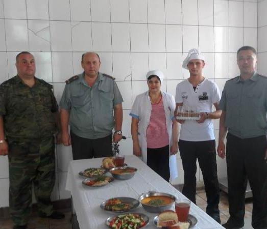 В Мариупольском СИЗО выбрали лучшего осужденного повара (ФОТО), фото-1