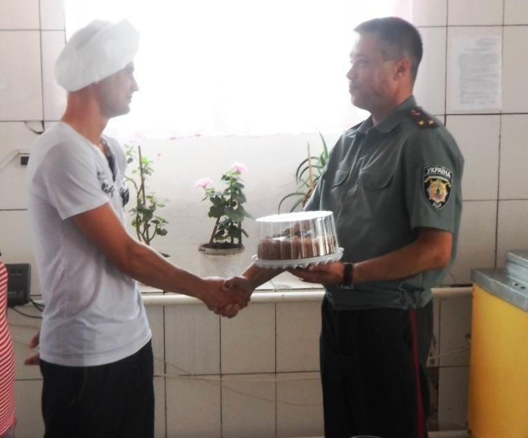 В Мариупольском СИЗО выбрали лучшего осужденного повара (ФОТО), фото-3
