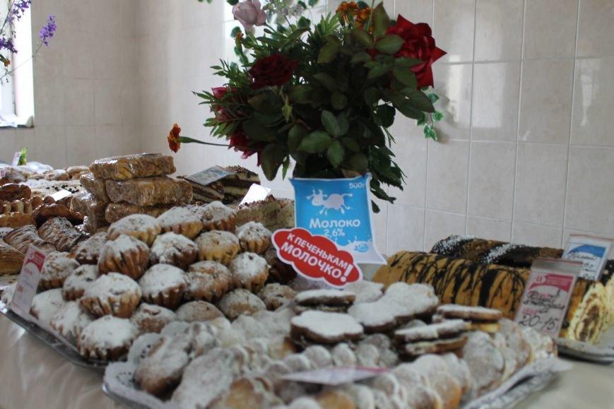 печеньки моллоко