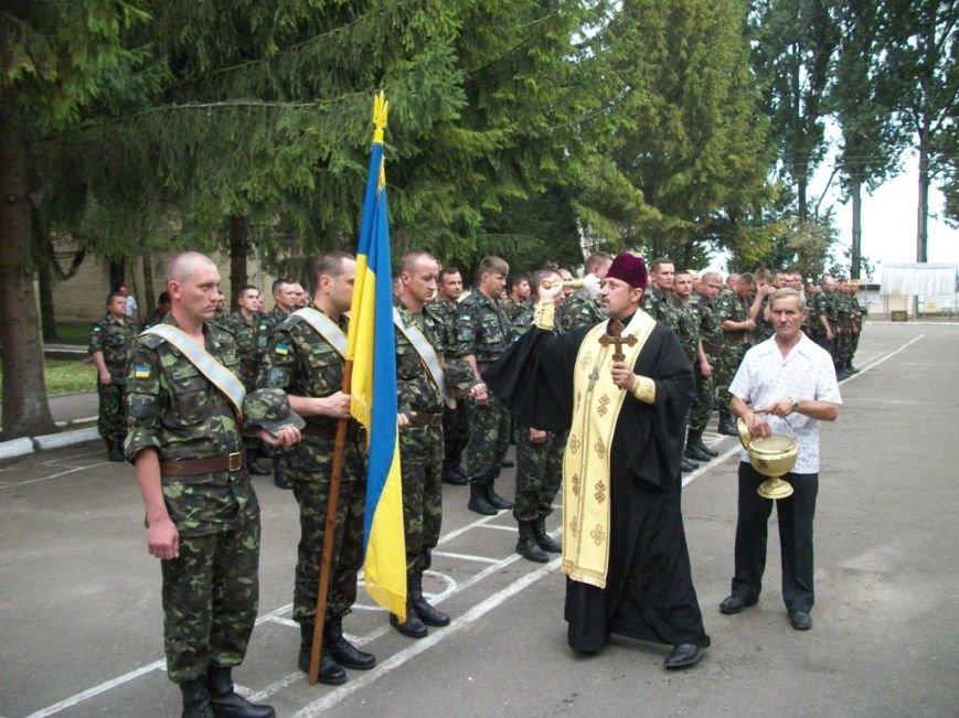 Львівські військові відправились до Африки із миротворчою місією (ФОТО), фото-2