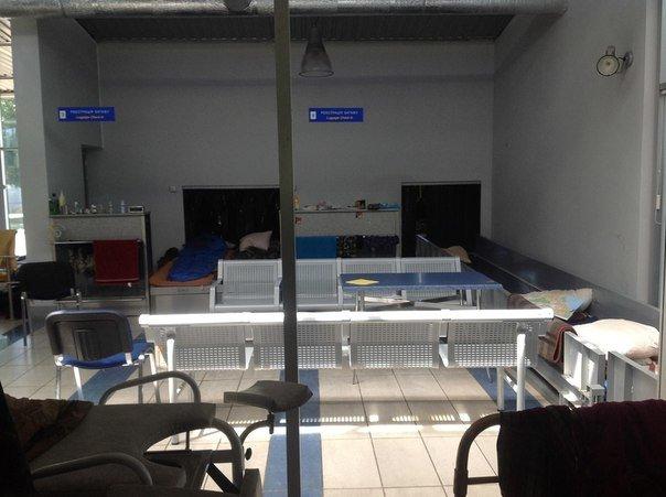 В соцсетях показали, как живет батальон «Днепр-1» в мариупольском аэропорту (ФОТО), фото-2
