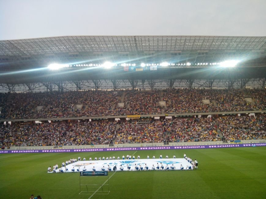 Мірча Луческу відзначив високий рівень проведення футбольного турніру на «Арені Львів» (фоторепортаж), фото-3