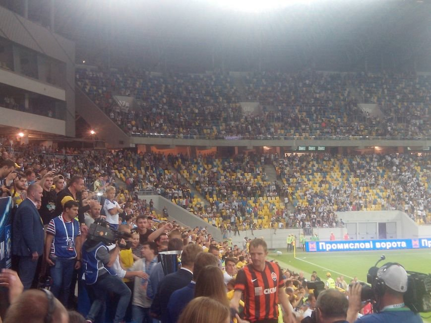 Мірча Луческу відзначив високий рівень проведення футбольного турніру на «Арені Львів» (фоторепортаж), фото-8