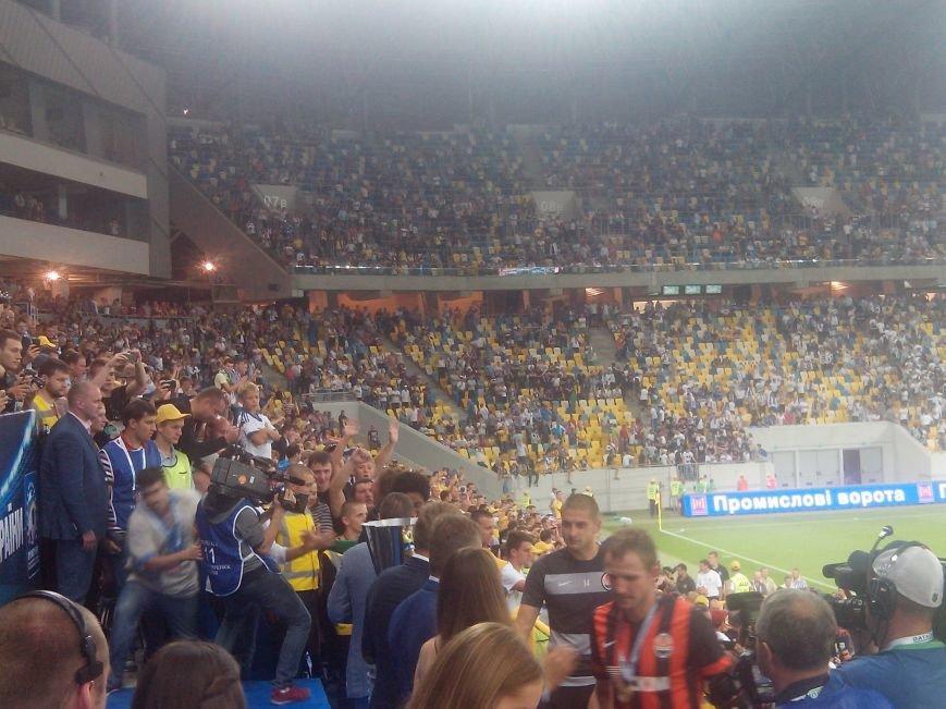 Мірча Луческу відзначив високий рівень проведення футбольного турніру на «Арені Львів» (фоторепортаж), фото-9
