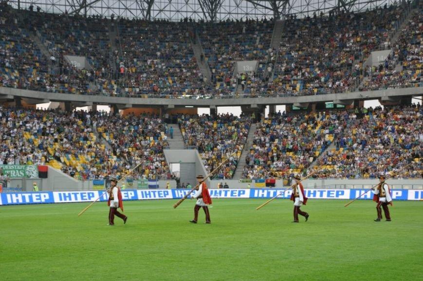 Мірча Луческу відзначив високий рівень проведення футбольного турніру на «Арені Львів» (фоторепортаж), фото-1
