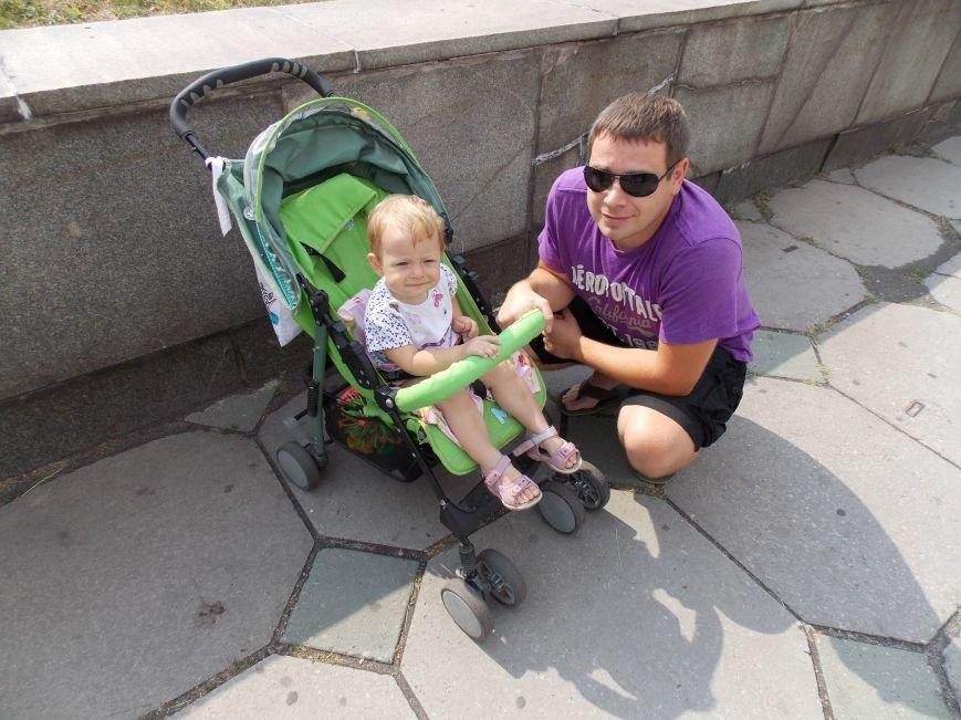 В Запорожье мамы вышли пикетировать ОГА за возвращение «детских» денег (ФОТО), фото-7