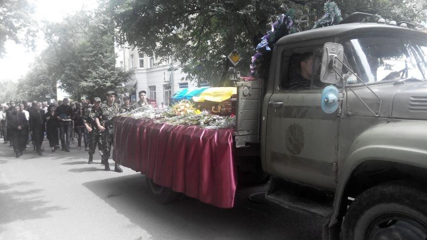 В Сумах провели в последний путь еще одного сумчанина, погибшего в АТО (ФОТО), фото-11
