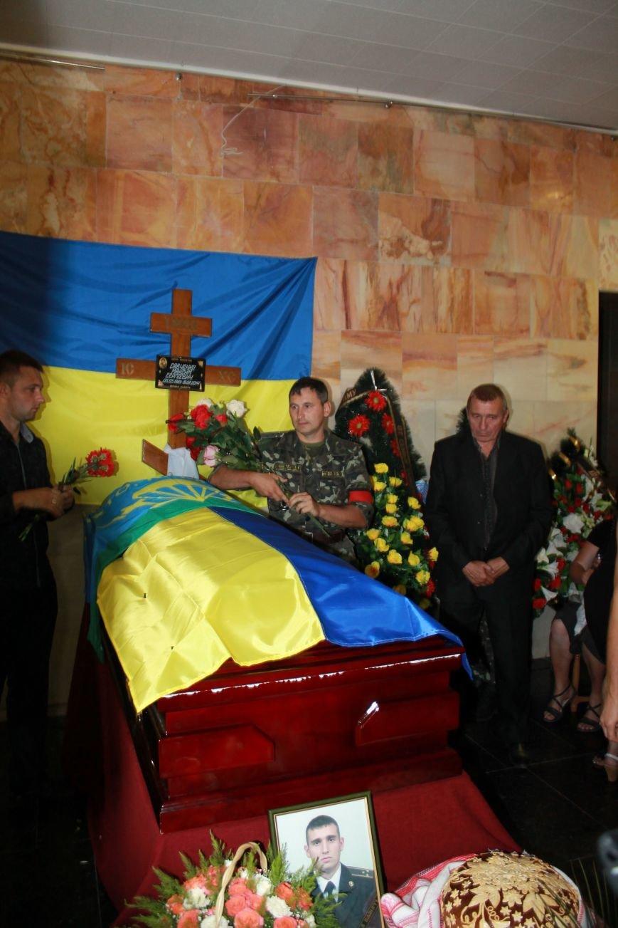 В Сумах провели в последний путь еще одного сумчанина, погибшего в АТО (ФОТО), фото-4