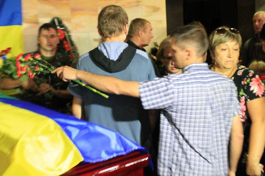 В Сумах провели в последний путь еще одного сумчанина, погибшего в АТО (ФОТО), фото-8