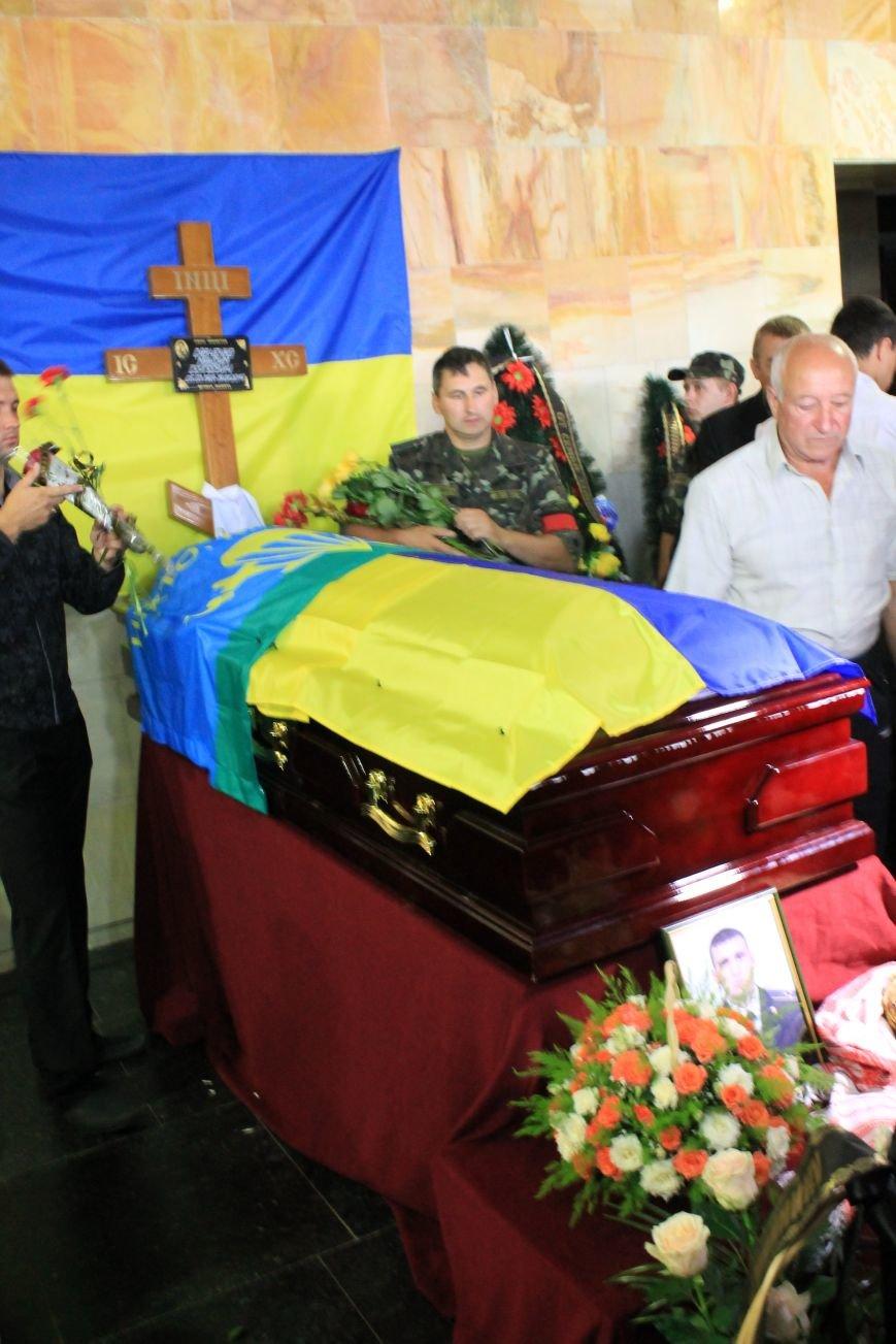 В Сумах провели в последний путь еще одного сумчанина, погибшего в АТО (ФОТО), фото-6