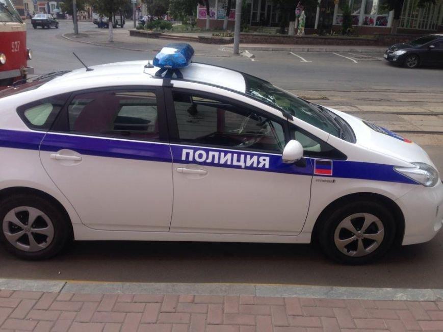 В «ДНР» улицы будет контролировать полиция (ФОТО), фото-1