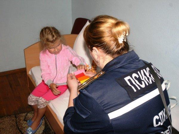 Столичные спасатели встретили 50 переселенцев из Донбасса (ФОТО), фото-6