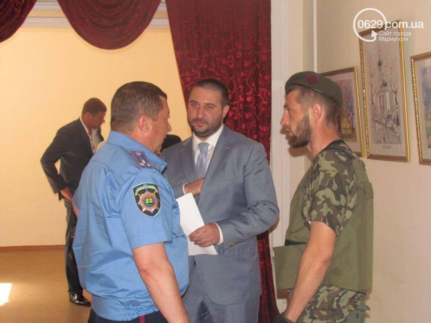 В Мариуполе ОФ «Мариупольская дружина» обвиняет Моргуна и Склярова, фото-1