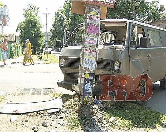 В Бердянске в результате ДТП было обесточено несколько улиц (ФОТО), фото-2
