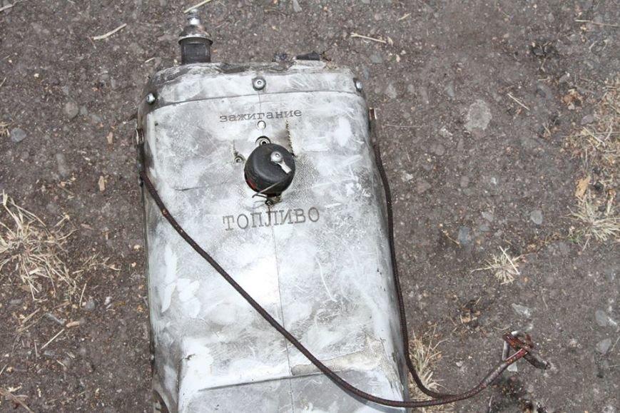 В АТО збили ще один російський безпілотник, який шпигував за нашими бійцями (фоторепортаж), фото-3
