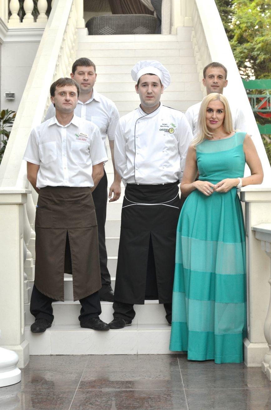 Свадьба? Тогда это к нам - ресторан «Оазис Парк» в Ялте, фото-4