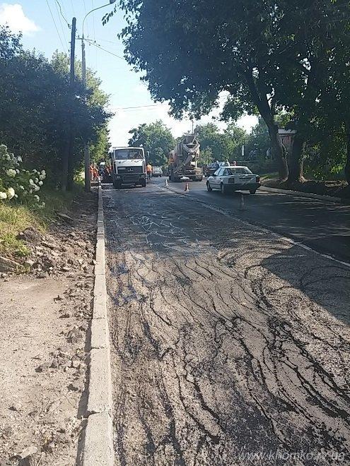 У Рівному на вулиці Чорновола заасфальтували дорогу (Фото), фото-1