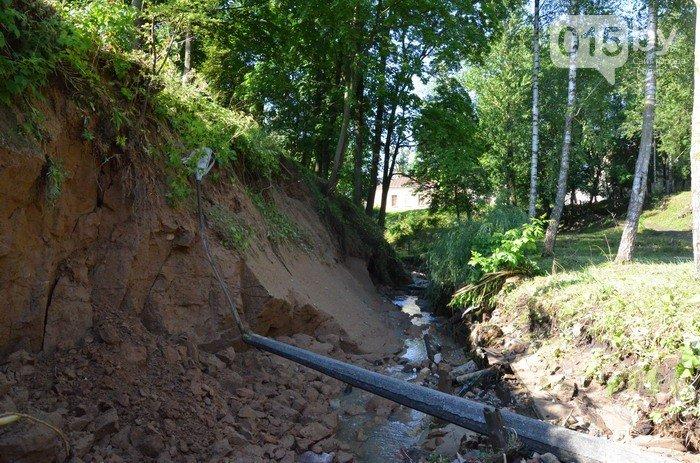 Фоторепортаж: восстановление Гродно после сильного потопа 12 июля (фото) - фото 13