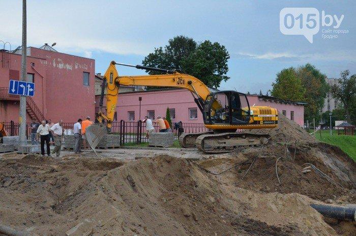 Фоторепортаж: восстановление Гродно после сильного потопа 12 июля (фото) - фото 3