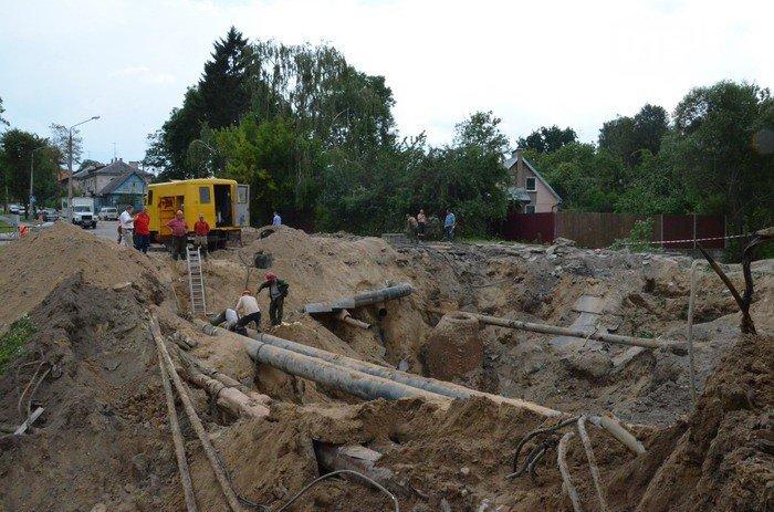 Фоторепортаж: восстановление Гродно после сильного потопа 12 июля (фото) - фото 4